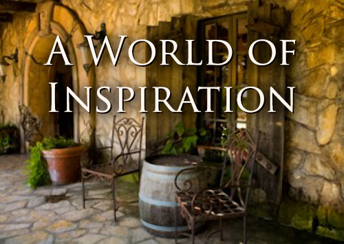 A World of Inspiration