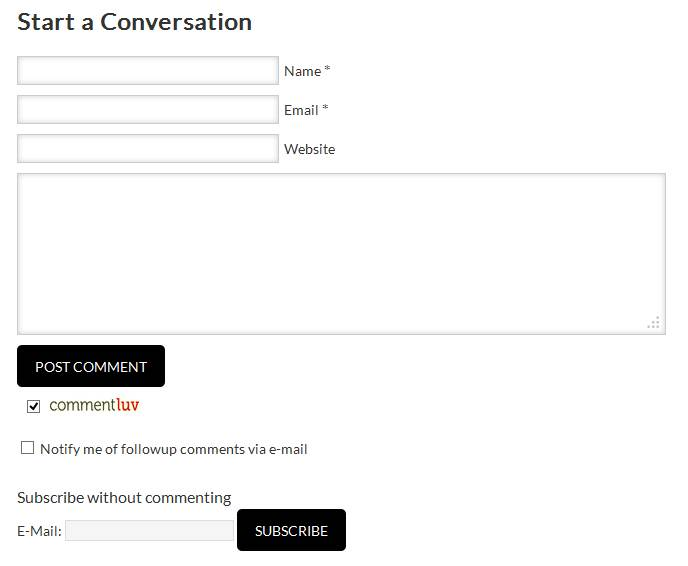 how to add a comment section on squarespace