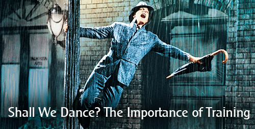 Shall We Dance? The Importance of Training
